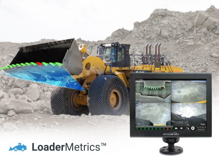An image of the LoaderMetrics Missing Tooth Detection system.
