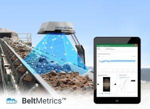 BeltMetrics system
